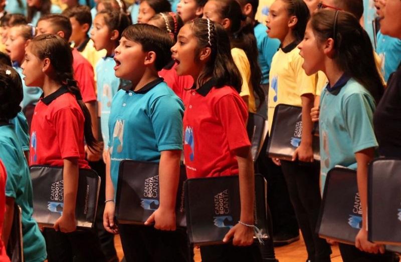 Prográmese para el segundo encuentro de coros escolares
