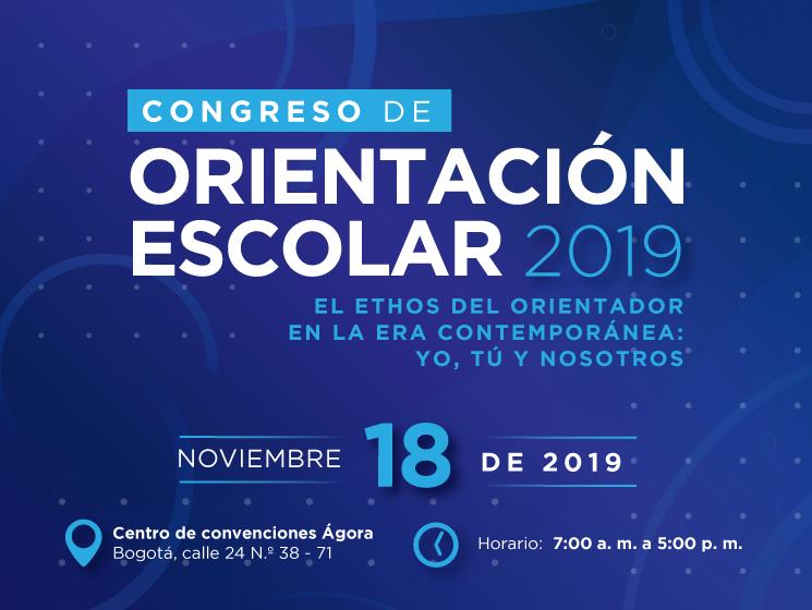 Congreso de Orientación Escolar 2019