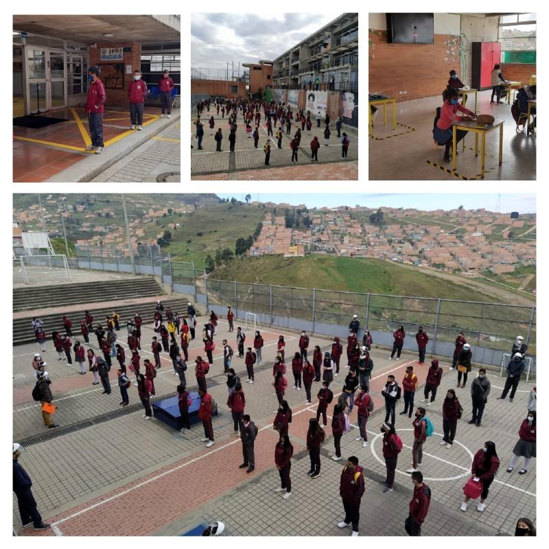 Collage colegios